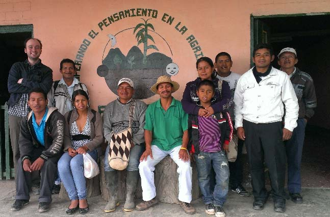 Fondo Paez was founded in 1992, with the primary goal of recuperating traditional agricultural knowledge and indigenous culture.