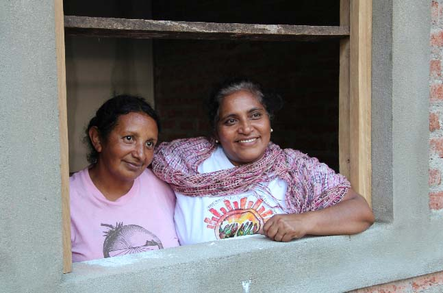 Las Diosas, a project of La Fondation Entre Mujeres, in Esteli, Nicaragua is dedicated to women\'s empowerment through organic production and direct, fair trade.