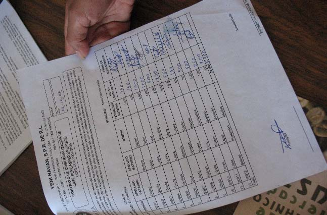 MICHIZA operates a small but effective administration office outside of Oaxaca City where full and transparent records are kept of all transactions.