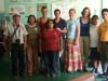Roaster delegation from Peace Coffee, Minneapolis and Equator Coffee, Almonte visit Pangoa to learn more about the daily challenges these farmers face.