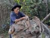 Rio Azul members live within an hours walk to the wet mill, delivered on horseback or hauled on the producer\'s shoulder.