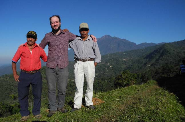 Latin America Green Buyer, Felipe Gurdian, wraps up his whirlwind tour with our producer parnters in Guatemala.